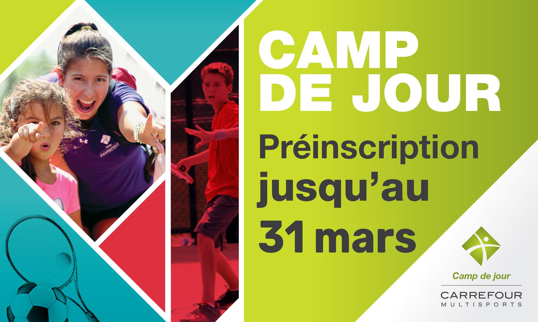 camp de jour Laval