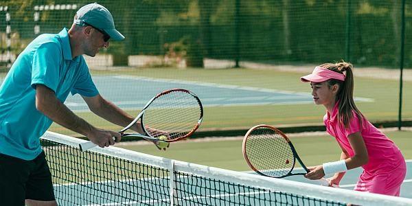 tennis famille